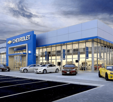 Auto Dealerships Commercial Cleaning in the Akron/Canton, Ohio Area