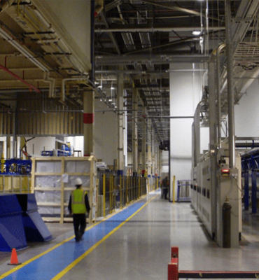 Manufacturing Facility Cleaning in the Akron & Canton, Ohio Area